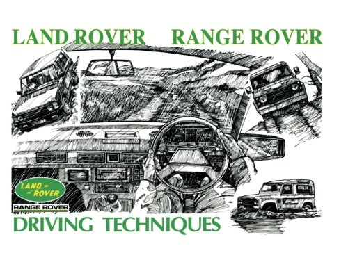 Land Rover/Range Rover Driving Tech (1855202867) by Brooklands Books Ltd