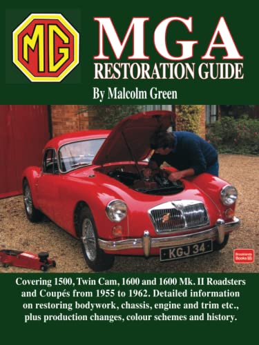 9781855203020: MGA Restoration Guide