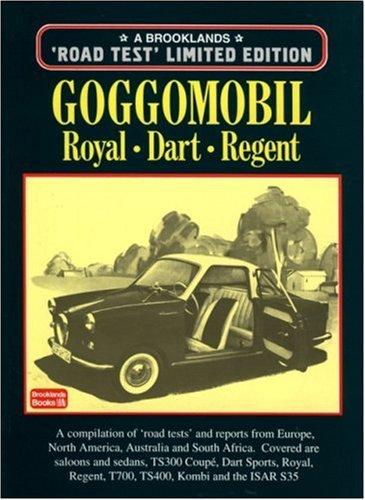 9781855203426: Goggomobil: Road Test Limited Edition