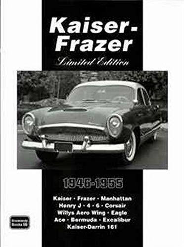 9781855203709: Kaiser-Frazer Limited Edition 1946-1955