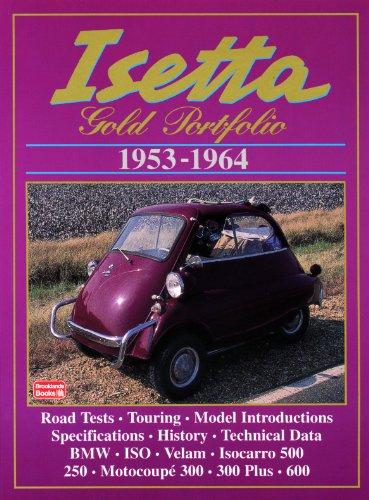 9781855203815: Isetta 1953-64 Gold Portfolio