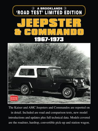 9781855204232: Jeepster & Commando: 1967-1973 (Limited Edition)