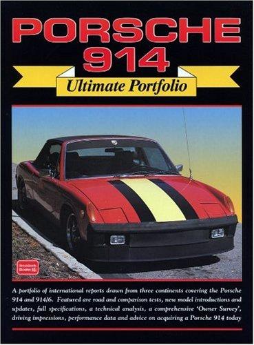 9781855204324: Porsche 914 Ultimate Portfolio