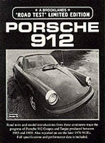 9781855204362: Porsche 912: Road Test