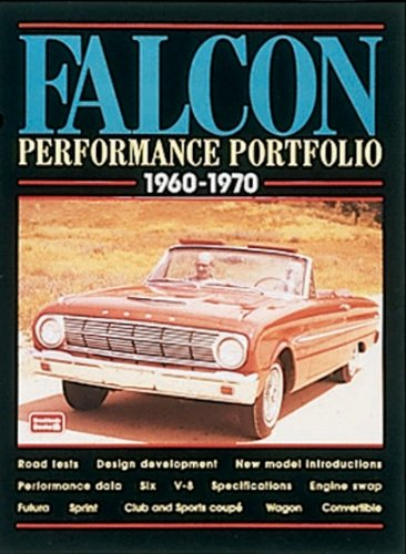 9781855204591: Falcon Performance Portfolio 1960-1970 (Brooklands Books Road Test Series) (Performance Portfolio Series)