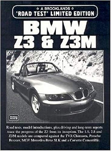 9781855204782: BMW Z3 & Z3M Road Test