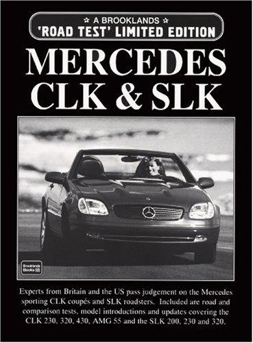 9781855205567: Mercedes CLK & SLK Limited Edition