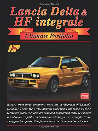 9781855205659: Lancia Delta & HF Integrate Ultimate Portfolio