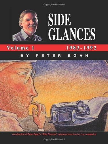 Side Glances by Peter Egan Vol. 1: Brooklands