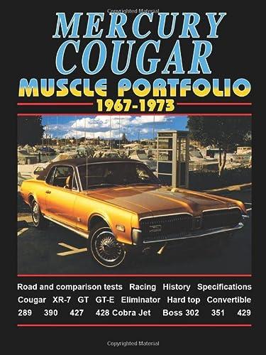 9781855205833: Cougar Muscle Portfolio 1967-1973