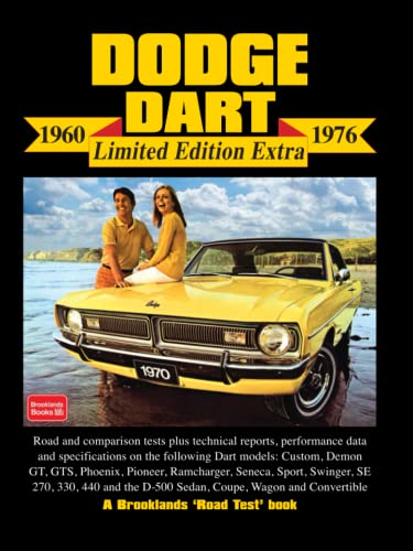 9781855205888: Dodge Dart 1960-1976 (Limited Edition Extra)