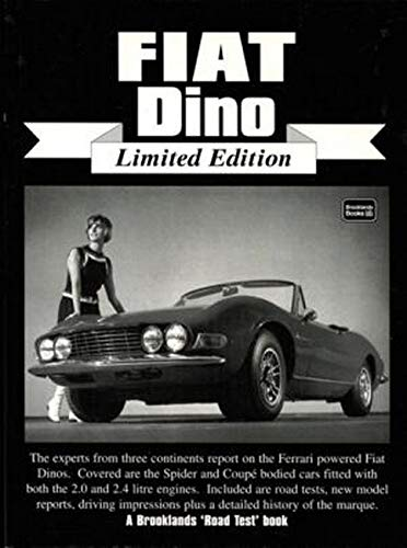 9781855206038: Fiat Dino-Limited Edition