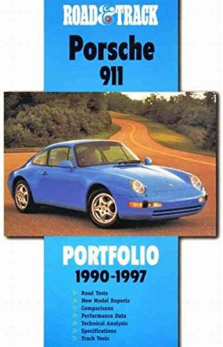 Porsche 911 Portfolio 1990-1997 (Road & Track Series): R.M. Clarke