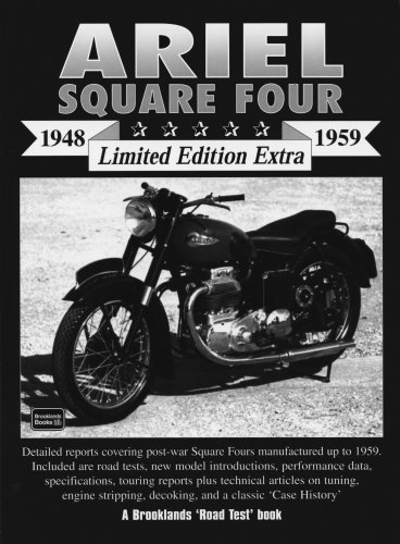 Ariel Square Four 1948-1959 (Limited Edition Extra)
