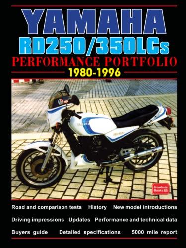 9781855206250: YAMAHA RD250/350LCs PERFORMANCE PORTFOLIO 1980-1996