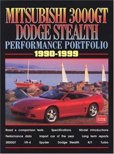 9781855206359: Mitsubishi 3000GT Dodge Stealth 1990-1999 -Performance Portfolio
