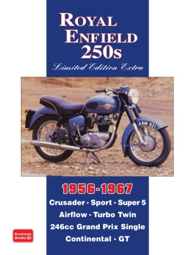 9781855206663: Royal Enfield 250s Limited Edition Extra 1956-1967