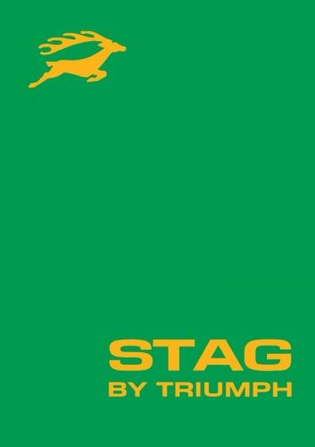 9781855206830: Stag by Triumph