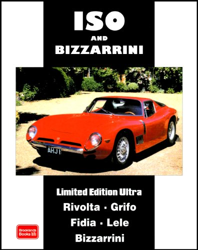 9781855207721: Iso and Bizzarrini Limited Edition Ultra