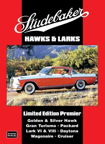 Studebaker Hawks & Larks Limited Edition Premier: R.M. Clarke