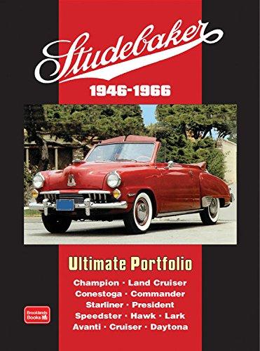 Studebaker Ultimate Portfolio 1946-1966: R. M. Clarke