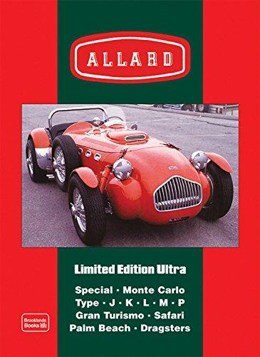 9781855208322: Allard Limited Edition Ultra