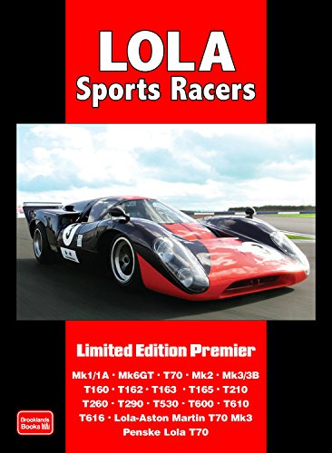 Lola Sports Racers (Limited Edition Premier): Clarke, R.M