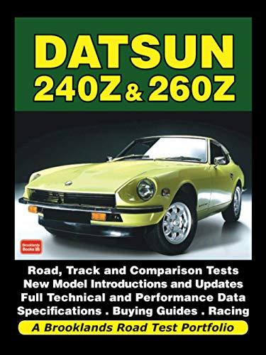 9781855209190: Datsun 240Z & 260Z (Road Test Portfolio)