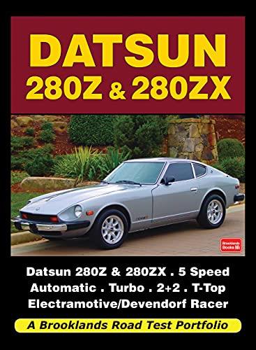 Datsun 280Z & 280ZX Road Test Portfolio: Clarke, R.M