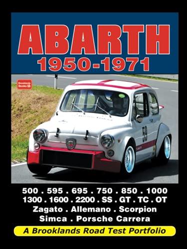 9781855209299: Abarth 1950-1971 (Road Test Portfolio)