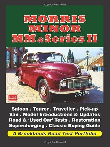 Morris Minor MM & Series II Road Test Portfolio (A Brooklands Books Road Test Series) (...