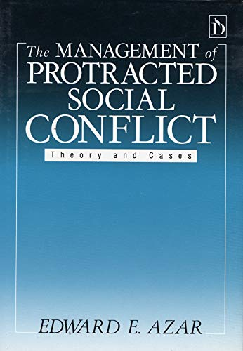 9781855210639: The Management of Protracted Social Conflict: Theory and Cases