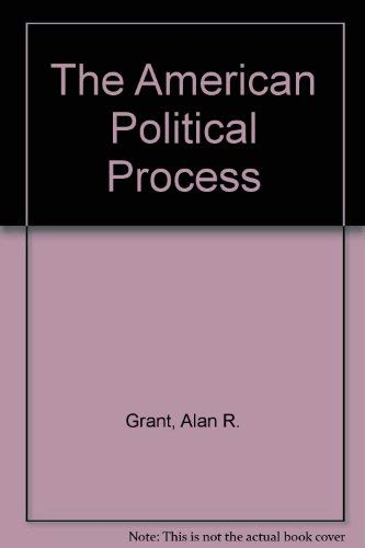 9781855210981: The American Political Process