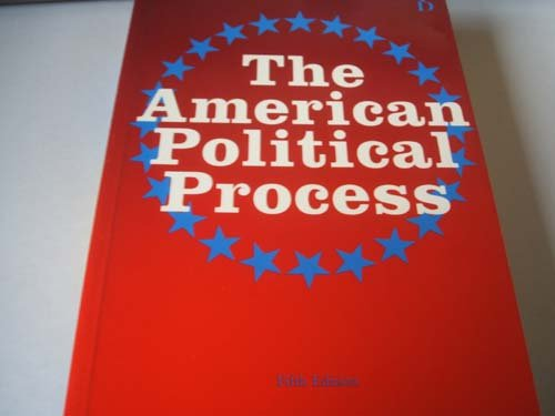 9781855214958: The American Political Process