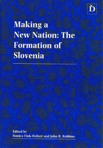 9781855216563: Making a New Nation: The Formation of Slovenia