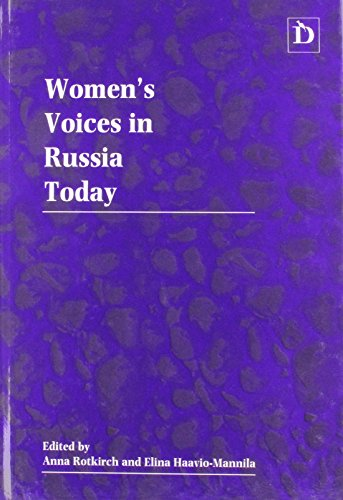 Women's Voices in Russia Today: n/a