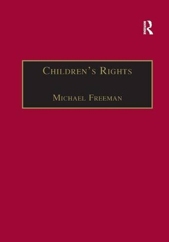 9781855216839: Children's Rights: A Comparative Perspective (Issues in Law and Society)