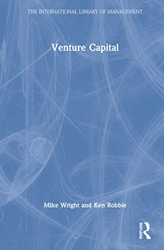 9781855218550: Venture Capital (The International Library of Management)