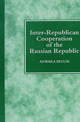 9781855219403: Inter-Republican Cooperation of the Russian Republic