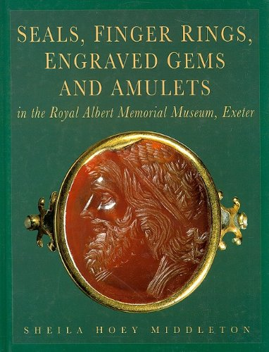 9781855225879: Seals, Finger Rings, Engraved Gems and Amulets in the Royal Albert Memorial Museum, Exeter