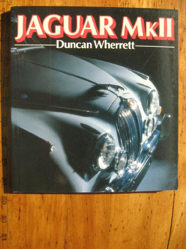 Jaguar Mk II (Osprey Colour Library): Wherrett, Duncan