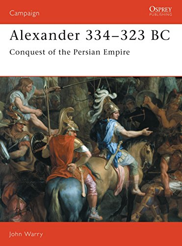 Alexander 334-323 BC Conquest of the Persian Empire (Campaign 7)