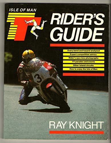 Tt Riders Guide, 1953: Knight, Ray