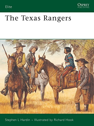 9781855321557: The Texas Rangers: 036 (Elite)