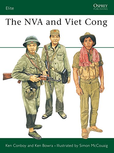 N.V.A. and Viet Cong: Conboy, Kenneth, and