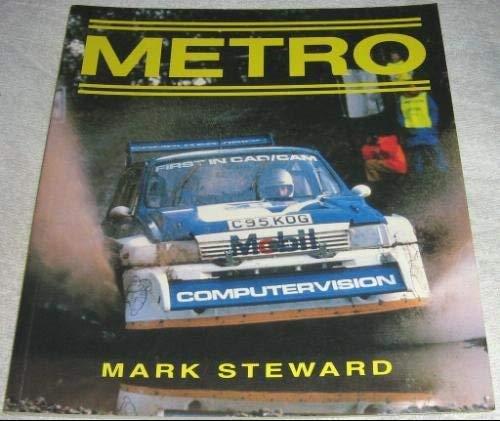 9781855321809: Metro (Osprey auto colour series)