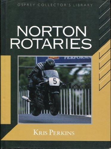 9781855321816: Norton Rotaries: Motor Cycles