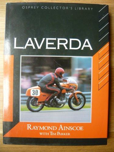 9781855321830: Laverda (Osprey Collectors Library)