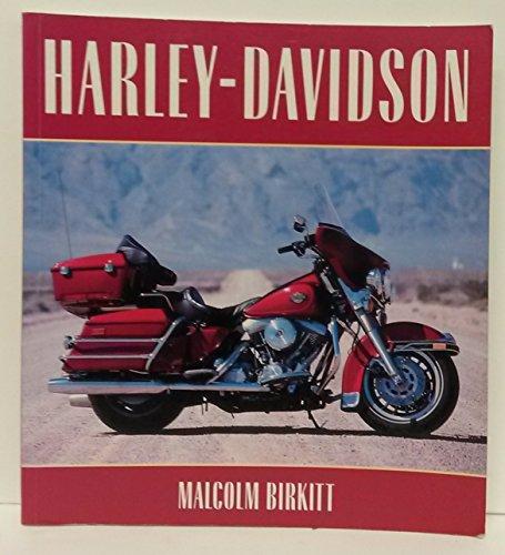 9781855322042: Harley-Davidson (Osprey Automotive)