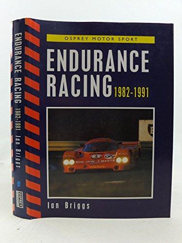 9781855322288: Endurance Racing, 1982-1991 (Osprey Motor Sport)